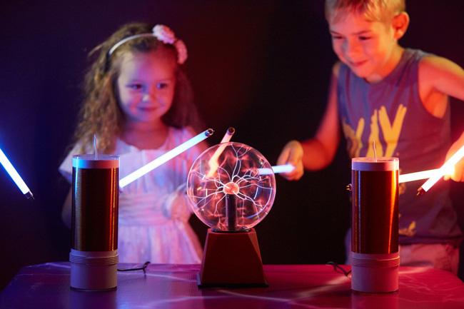 Тесла-шоу для детей