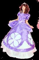 аниматор принцесса софия